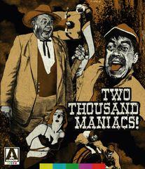 Two Thousand Maniacs Blu-Ray