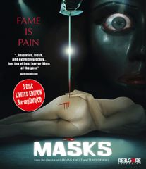 Masks Blu-Ray/DVD/CD