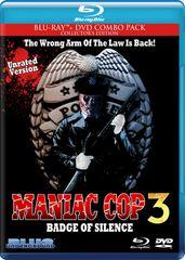 Maniac Cop 3 Blu-Ray/DVD