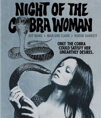 Night Of The Cobra Woman Blu-Ray