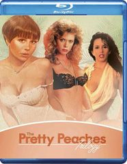 Pretty Peaches Trilogy Blu-Ray