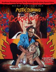 Corruption (Grindhouse Releasing) Blu-Ray/DVD