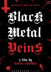 Black Metal Veins (Uncut and Uncensored) DVD