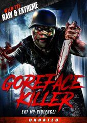 Goreface Killer DVD
