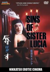Sins Of Sister Lucia DVD