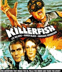 Killer Fish Blu-Ray