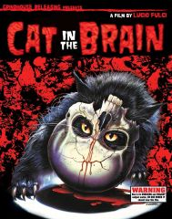 Cat In The Brain Blu-Ray