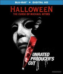 Halloween VI: The Curse Of Michael Myers (Unrated Producer's Cut Blu-Ray