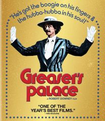 Greaser's Palace Blu-Ray