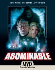 Abominable Blu-Ray/DVD