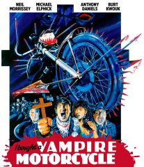 I Bought A Vampire Motorcycle Blu-Ray