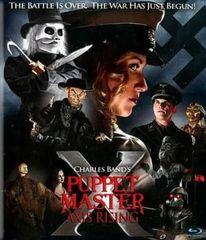 Puppet Master: Axis Rising Blu-Ray