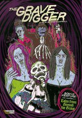 Gravedigger / Tales From Beyond The Grave DVD