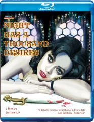Night Has A Thousand Desires Blu-Ray