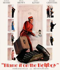 Blame It On The Bellboy Blu-Ray