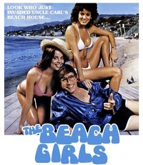 Beach Girls Blu-Ray