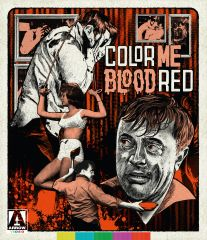 Color Me Blood Red Blu-Ray