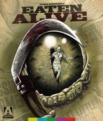 Eaten Alive Blu-Ray/DVD