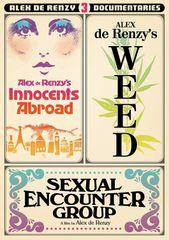 Alex De Renzy: Three Documentaries DVD