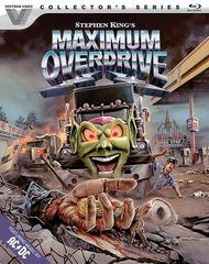 Maximum Overdrive Blu-Ray