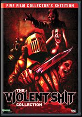Violent Shit Collection DVD