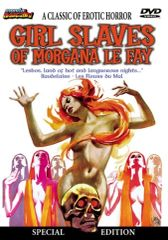 Girl Slaves Of Morgana Le Fay DVD