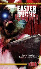 Easter Bunny Bloodbath VHS