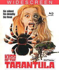 Kiss Of The Tarantula Blu-Ray/DVD