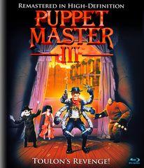 Puppet Master III Blu-Ray