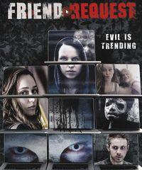 Friend Request Blu-Ray