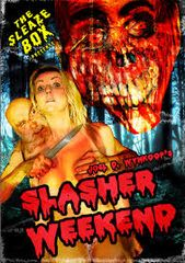 Slasher Weekend DVD