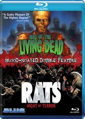 Hell Of The Living Dead / Rats Night Of Terror Blu-Ray