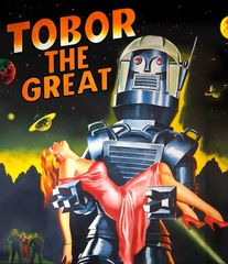 Tobor The Great Blu-Ray
