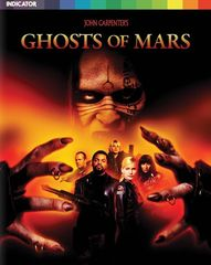 Ghosts Of Mars Blu-Ray/DVD (REGION FREE)