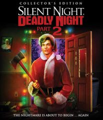 Silent Night Deadly Night Part 2 (Collector's Edition) Blu-Ray