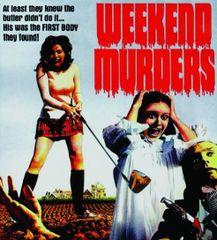 Weekend Murders Blu-Ray