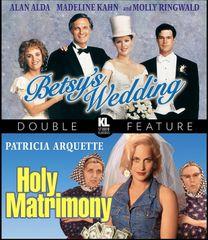 Betsy's Wedding / Holy Matrimony Blu-Ray