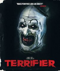 Terrifier Blu-Ray/DVD