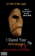 I Dared You: Truth Or Dare 5 (Grindhouse Video Exclusive) VHS