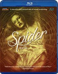 Spider Blu-Ray