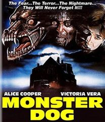 Monster Dog Blu-Ray