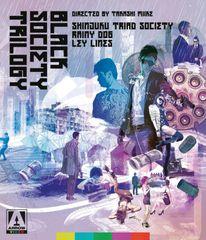Black Society Trilogy Blu-Ray