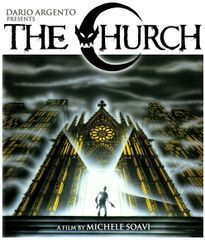 Church Blu-Ray
