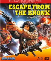 Escape From The Bronx Blu-Ray/DVD