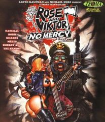 Rose And Viktor: No Mercy Blu-Ray