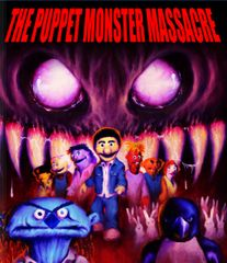 Puppet Monster Massacre Blu-Ray