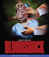 American Guinea Pig: Bloodshock (Standard) Blu-Ray