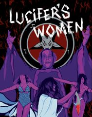 Lucifer's Women Blu-Ray/DVD