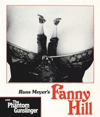 Fanny Hill / The Phantom Gunslinger Blu-Ray DVD