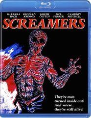 Screamers Blu-Ray